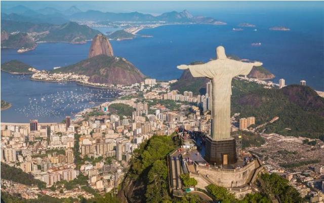 10 thành phố nên thơ trên thế giới - Rio