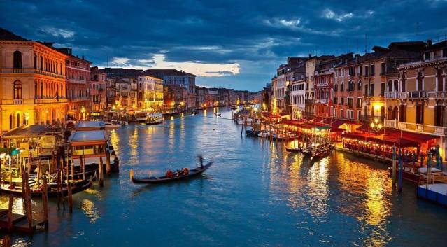 10 thành phố nên thơ trên thế giới - Venice