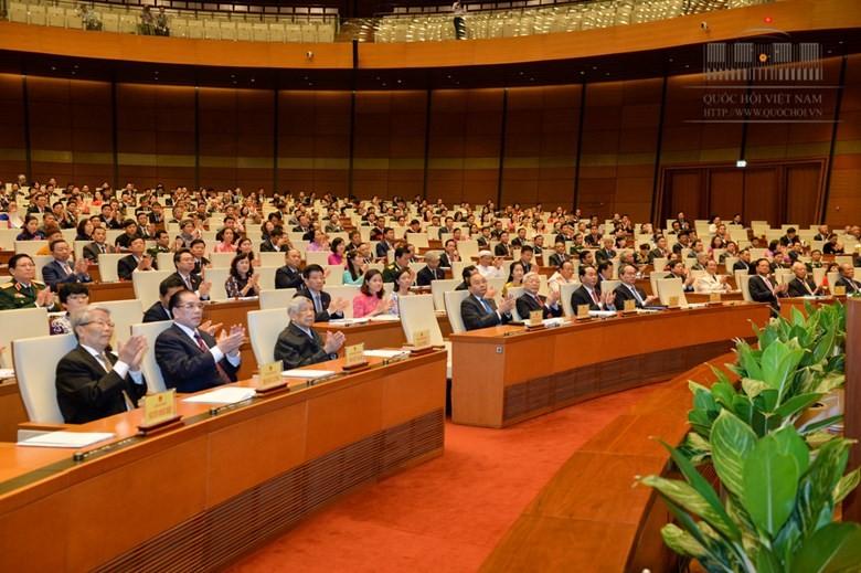 Kỳ họp thứ 3, Quốc hội khóa XIV