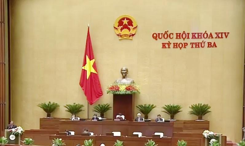 Có 3.288 ý kiến, kiến nghị của cử tri và Nhân dân cả nước gửi tới Quốc hội