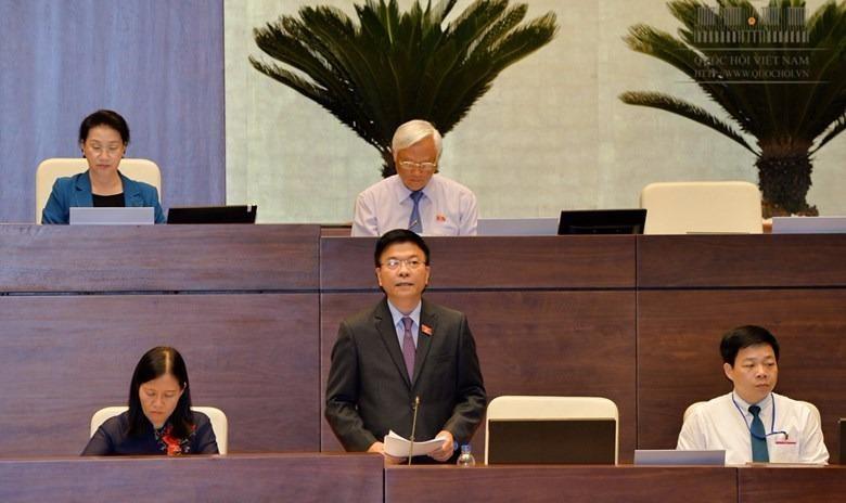 Bộ trưởng Lê Thành Long: Chính sách nhân đạo trong hình sự rất quan trọng