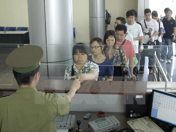 Một số thay đổi về Tờ khai Hải quan cho người xuất, nhập cảnh