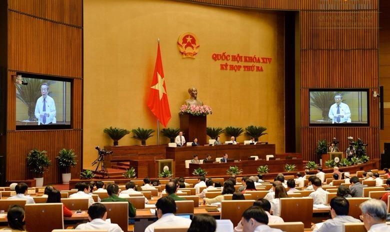 Xem xét thông qua Luật về Đơn vị hành chính - kinh tế đặc biệt