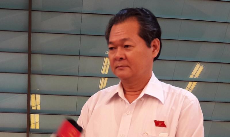 Vụ tàu vỏ thép ở Bình Định: Cần xem có yếu tố phá hoại không?