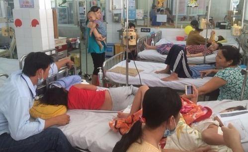 Cả nước đã ghi nhận 10 trường hợp tử vong vì sốt xuất huyết
