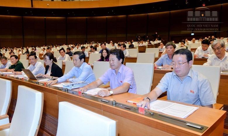 Nghị quyết về việc thi hành Bộ luật hình sự 2015 và các luật có liên quan