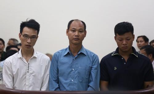 Gần 60 tháng tù cho 3 kẻ hành hung thương binh