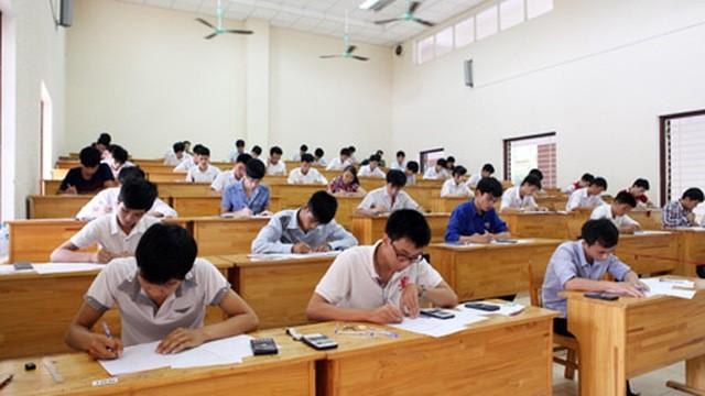 Các mức phạt tiền khi gian lận trong phòng thi