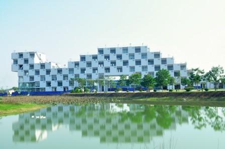 Nhiều chính sách phát triển nhà ở tại khu công nghệ cao Hòa Lạc