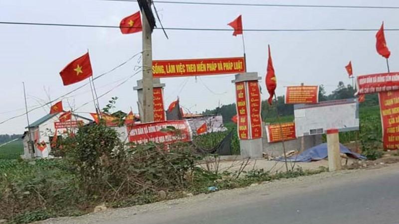 Ngày mai, xét xử 14 bị cáo liên quan đến sai phạm đất đai ở  Đồng Tâm