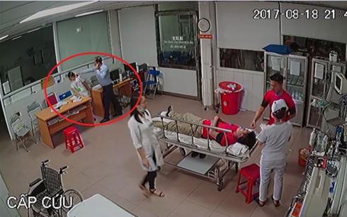 Bộ Y tế lên tiếng về vụ bác sỹ BV 115 Nghệ An bị hành hung