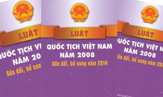 Thủ tục xin thôi quốc tịch Việt Nam
