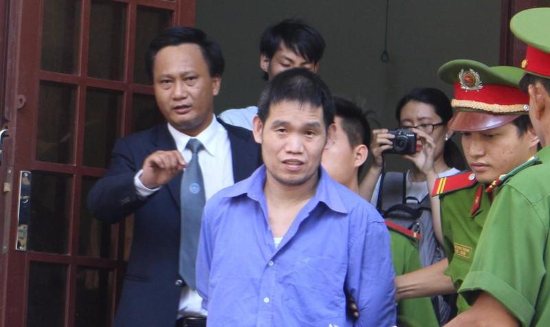 Với hành vi dã man của mình- Han Jinkun bị tuyên y án tử hình.