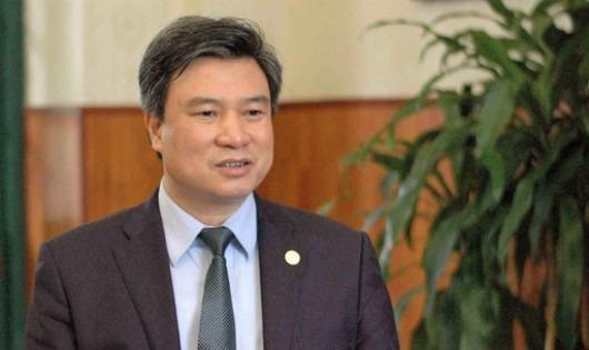 Ông Nguyễn Hữu Độ vừa được bổ nhiệm vào vị trí tân Thứ trưởng Bộ Giáo dục và Đào tạo