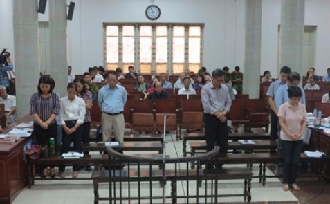 Bị cáo Châu Thị Thu Nga bị đề nghị án tù chung thân