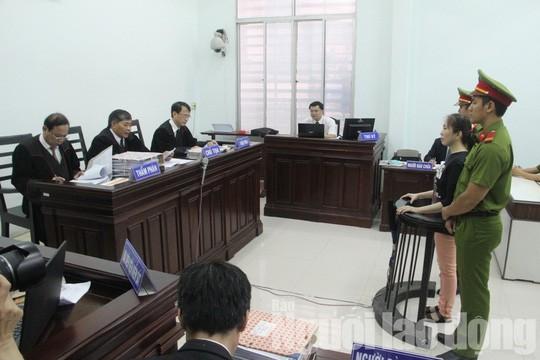 Tuyên y án 10 năm tù với Nguyễn Ngọc Như Quỳnh - Ảnh 1.