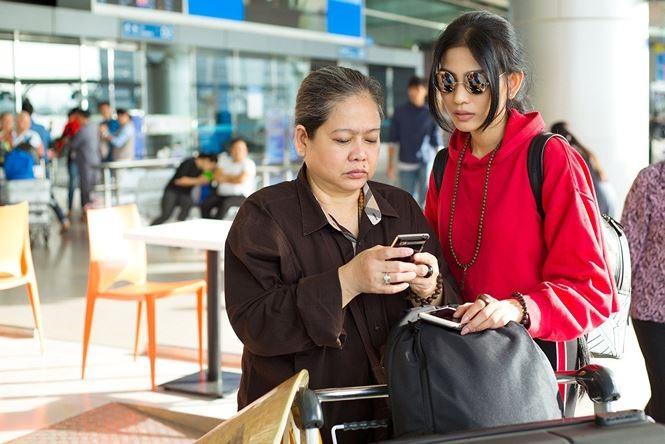 Trương Thị May cùng mẹ sang Đài Loan làm giám khảo Hoa hậu - ảnh 7