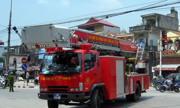 Truy người báo cháy giả để có biện pháp xử lý nghiêm