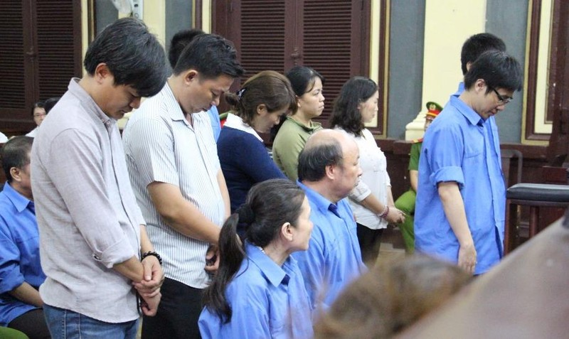 Đề nghị mức án tử hình cho cựu Giám đốc Agribank Bến Thành