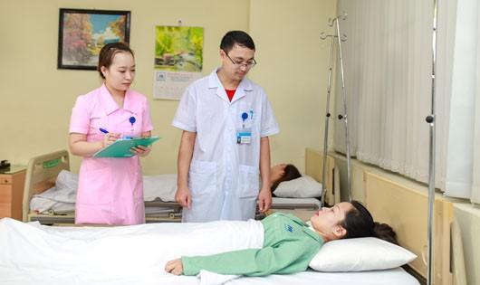 Bệnh viện Đa khoa Hà Nội mong muốn, mỗi bệnh nhân tìm thấy không khí của gia đình qua thái độ, sự chăm sóc tận tình của các y bác sĩ.