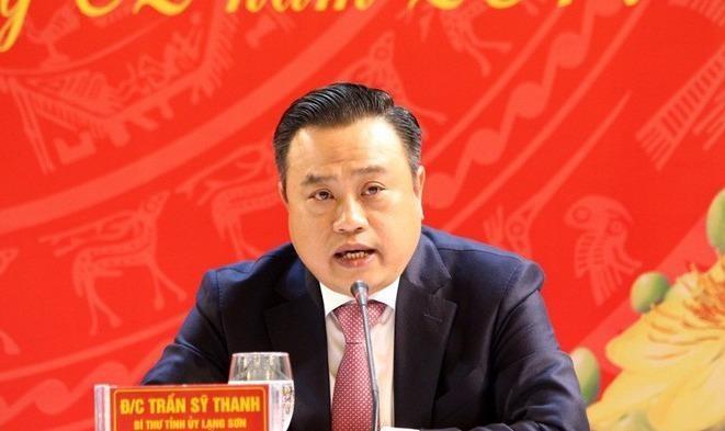 Bí thư tỉnh ủy Lạng Sơn được phân công làm Chủ tịch Tập đoàn dầu khí Việt Nam