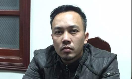 Đối tượng  Nguyễn Đức Minh.
