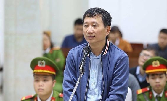 Trịnh Xuân Thanh tiếp tục lĩnh án chung thân thứ 2