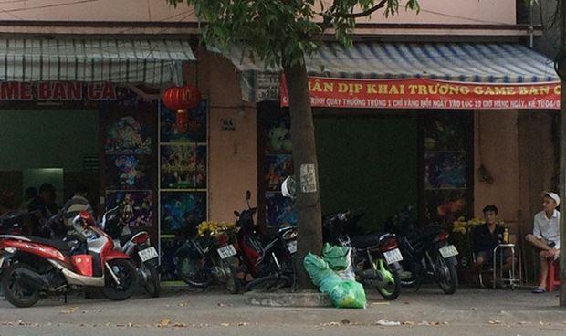Nhiều tụ điểm game bắn cá vẫn còn hoạt động ở Biên Hòa/
