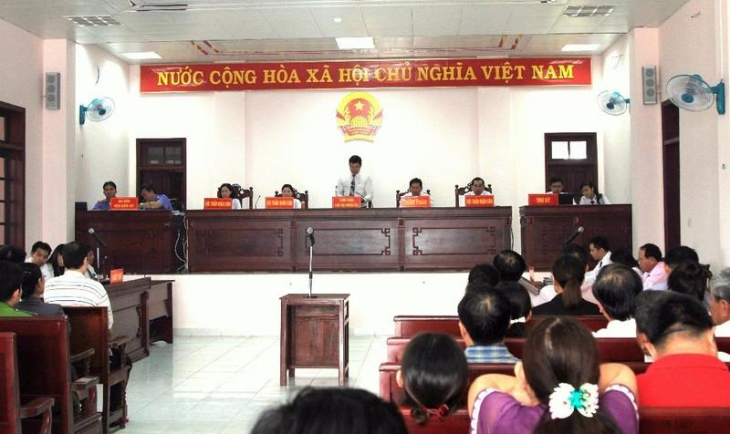 Hậu Giang: Hoãn xét xử vụ án Công ty cổ phần Lương thực Hậu Giang