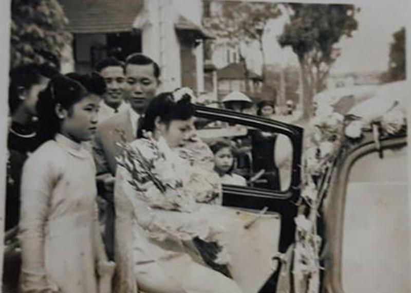 Đám cưới,Hà Nội xưa,đại gia