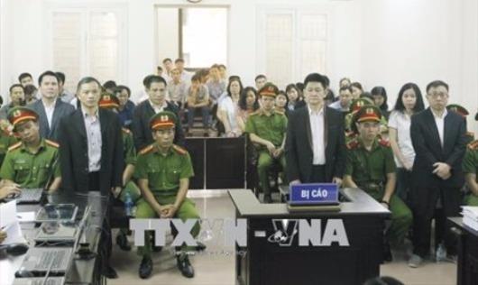 Xét xử 6 bị cáo về hành vi nhằm lật đổ chính quyền nhân dân