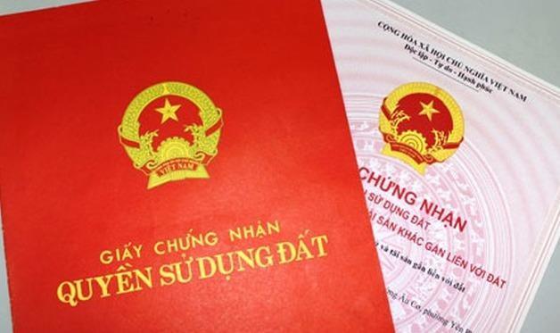 Chồng là người nước ngoài có được cùng đứng tên trên sổ đỏ?
