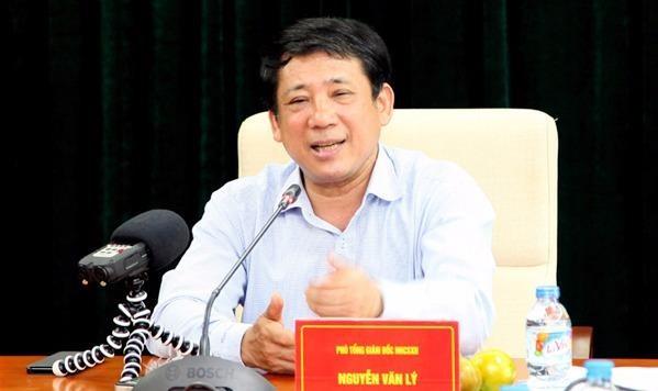 Ông Nguyễn Văn Lý, Phó Tổng giám đốc NHCSXH