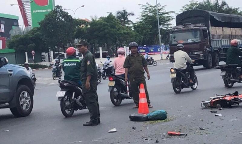 Nữ sinh chết thảm dưới bánh xe tải trên đường về nhà