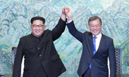 Giá cổ phiếu nhiều công ty Hàn Quốc tăng vọt sau hội nghị thượng đỉnh liên Triều