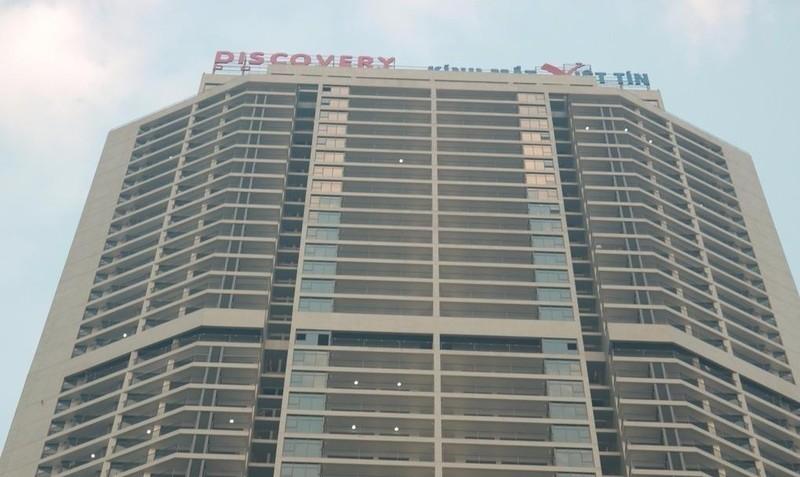 Discovery Complex chưa bàn giao đã vướng hàng loạt lùm xùm