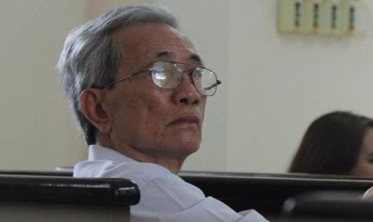 TAND Tối cao yêu cầu rút hồ sơ vụ án xét xử phúc thẩm bị cáo Nguyễn Khắc Thủy