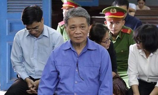 Hoàng Văn Toàn (nguyên Chủ tịch HĐQT Ngân hàng Đại Tín)