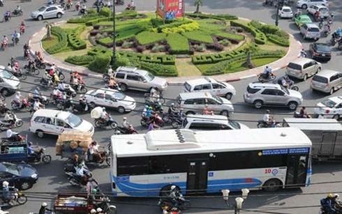 bo cong an doi bien so taxi sang mau vang la khong phu hop hinh 1