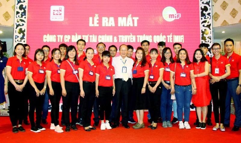 Công ty CP đầu tư tài chính và truyền thông quốc tế ra mắt lớp học đầu tiên đào tạo ứng viên đi xuất khẩu lao động tại Nhật Bản.