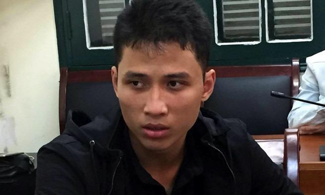 Nghi can Phạm Thanh Tùng