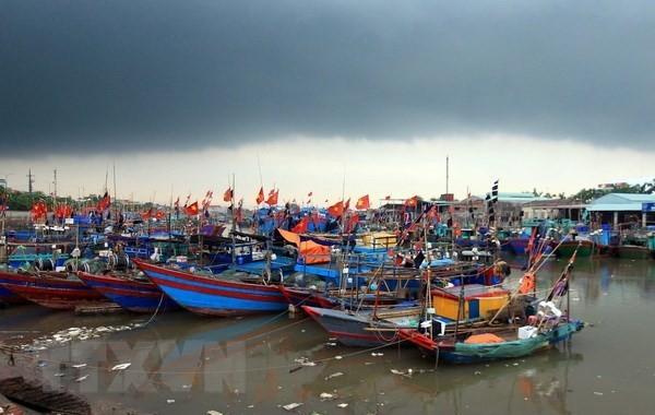 Chủ động ứng phó với áp thấp nhiệt đới mới xuất hiện trên Biển Đông