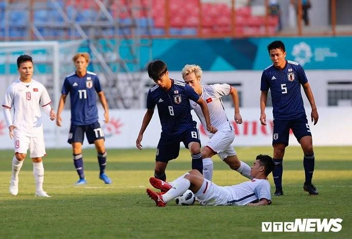 Thang Olympic Nhat Ban, Olympic Viet Nam tao dia chan ASIAD hinh anh 1