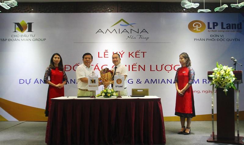 Mian Group đã quyết định lựa chọn LP Land là đơn vị độc quyền phân phối chính thức khu căn hộ khách sạn Condotel Nha Trang và biệt thự nghỉ dưỡngVillas Cam Ranh.