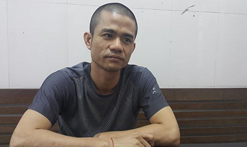 Khởi tố kẻ ôm lựu đạn cố thủ ở Nghệ An