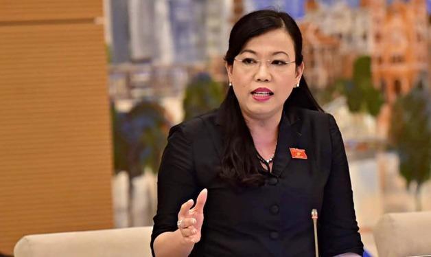 Trưởng ban Dân nguyện Quốc hội Nguyễn Thanh Hải