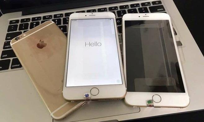 Sau khi đoạn code giúp iPhone khóa mạng có thể sử dụng như máy quốc tế xuất hiện, giá bán của mặt hàng này liên tục tăng. Ảnh Zing
