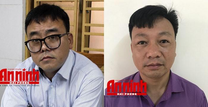 Khoi to 3 giam doc nhap khau phe lieu, rac thai ban ve Hai Phong hinh anh 1