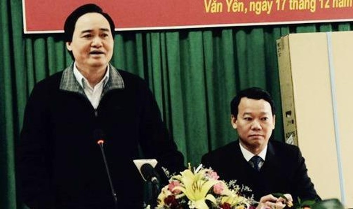 Bộ trưởng Phùng Xuân Nhạ: Rất đau lòng vụ học sinh tố bị hiệu trưởng xâm hại