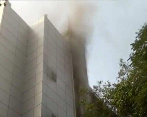 Nhiều người thương vong trong vụ hỏa hoạn bệnh viện ở Ấn Độ